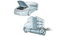LNG and CNG accessories