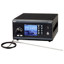 Resistance thermometers and thermocouples calibrated at the same time