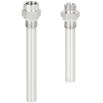 Threaded thermowell (solid-machined)