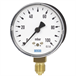 Capsule pressure gauge, copper alloy or stainless steel